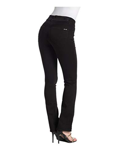 Seven7 Jeans Tummyless Boot Jeans in Ink Ink 10 32