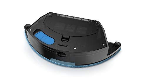 TECBOT Robot Vacuum Water Tank, 300ML Water Tank with with Cloth Mop for TECBOT Robot Vacuum Cleaner