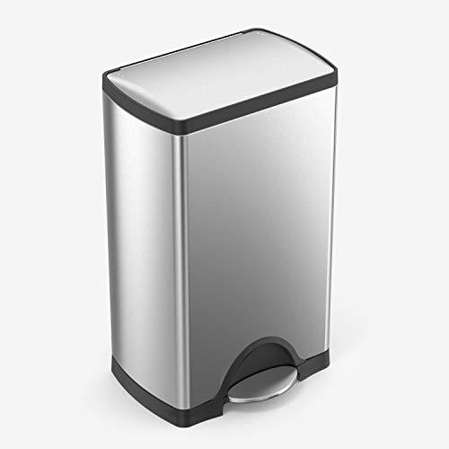 cubo 30l plastico fabricante simplehuman