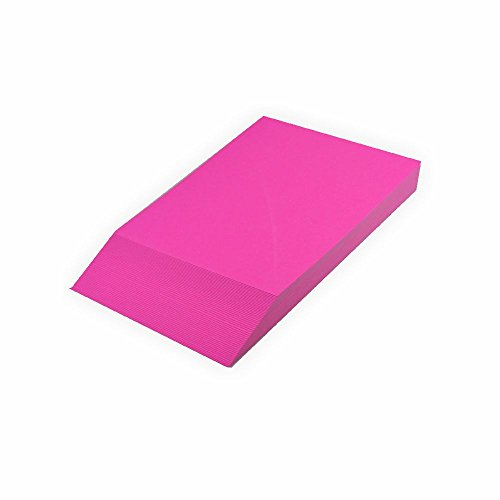 Creleo Tonpapier 130 g, A4 100 Blatt, pink