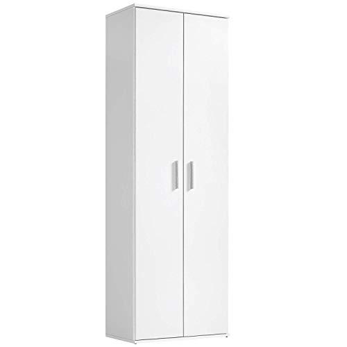mokebo® Mehrzweckschrank 'Der Lange' moderner Aktenschrank, Schrank & Haushaltsschrank, Made in Germany | 60x180x34 (B/H/T in cm)