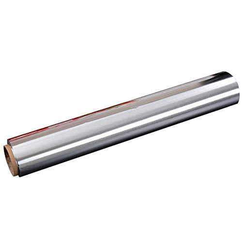 YONH Wa Laboratorio 20M Material Espesado del Papel de Aluminio Papel Sello de Consumo Desechables Herramienta de Aluminio Grueso Papel de Aluminio Utensilios de Laboratorio