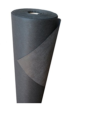 DeRiTex 200g/m² Premium-Plus Unkrautvlies 25m² (1m x 25m)