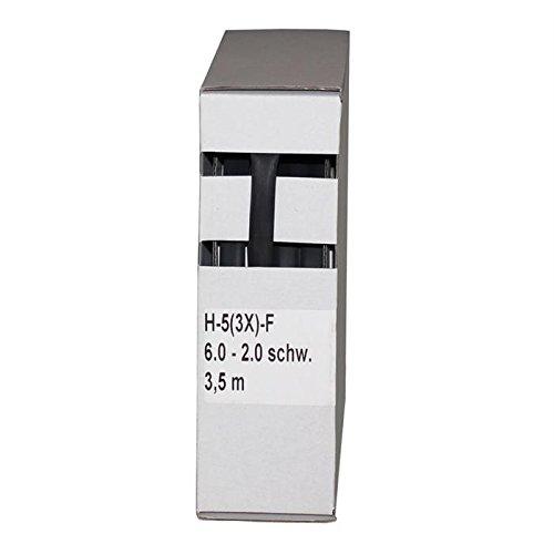 Schrumpfschlauch + Kleber 3:1/6,0-2,0mm, 3,5m