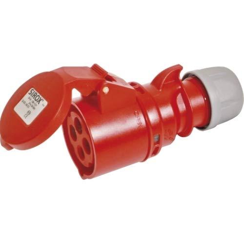 Preisvergleich Produktbild SIROX® CEE-Kupplung IP 44,  4-polig,  400 V