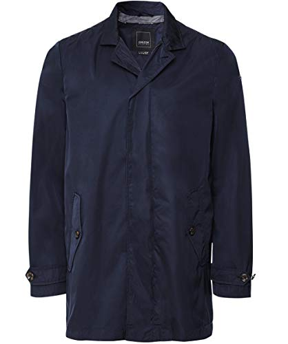 Geox Mens M SESTIERE Coat Jacket, Blue Nights, 56