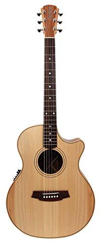 Cole Clark ángel 2 CW Bunya Blackwood Guitarra Acústica