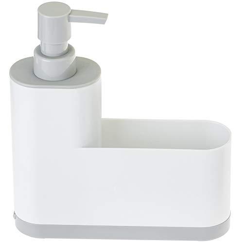 VIGAR - Contenitore per sciacquone, 18,5 x 5 x 21 cm, Colore: Bianco