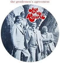 Gentlemen's Agreement : Just for the Record (Barbershop Quartet)