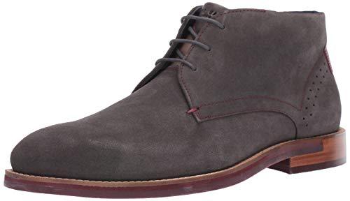 Ted Baker Men's DAIINOS Chukka Boot, Grey, 11 M US
