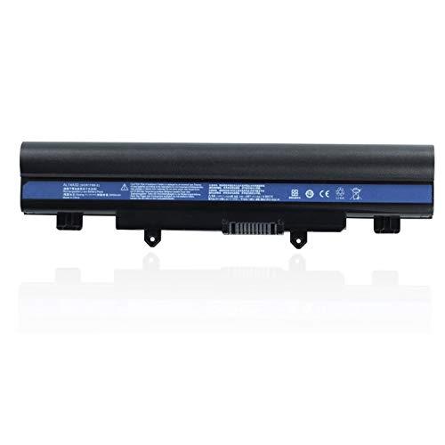 Topnma AL14A32 Laptop Battery for Acer Aspire E14 E15 Touch E15-511 E5-531 E5-421 E5-471G E5-551 E5-551G E5-571 E5-571G E5-572G E5-722 V3-472 V3-572 V3-571G Serie 2511 2510G 2509 EX2509 2510