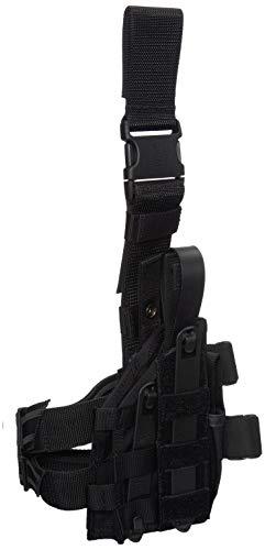 BLACKHAWK Omega VI Ultra Universal Modular Light Holster, Black
