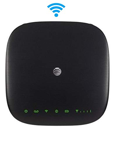 AT&T LTE Wireless Internet Router Z T E MF279 Smart Hub Support B2 B4 B12 (NO Battery Include)