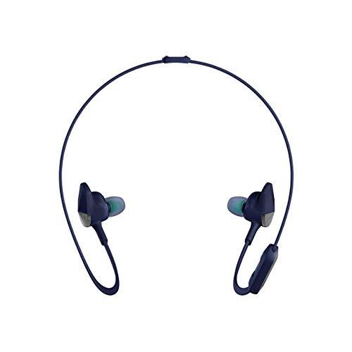 Fitbit Flyer Wireless In-Ear Headphones - Nightfall Blue (Renewed)