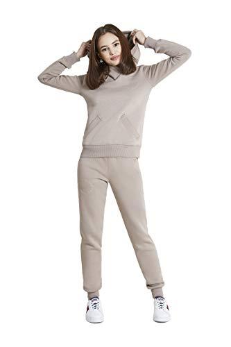 Polker Chandal mujer color cacao   pijamas invierno mujer calentitos   ropa...
