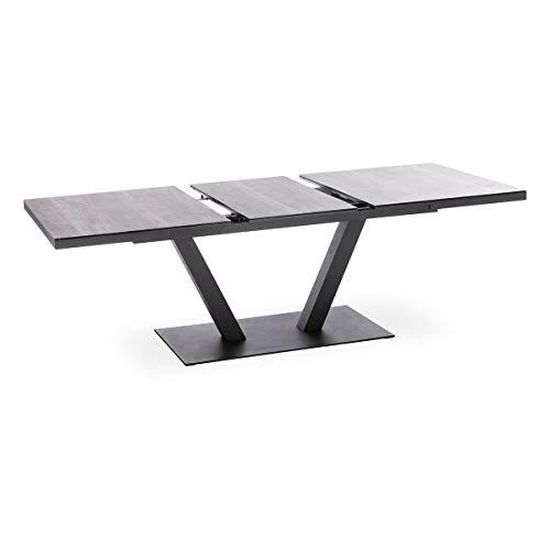 Niehoff Garden Plank Tisch, grau