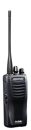 Kenwood TK-3402U16P ProTalk 5 Watt Two-way Radio, UHF, 16 Channels, Black Color