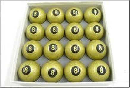 Exklusives 5.08 cm Aramith Premier GoldEN 8 BALL-Pool-Kugeln, 16-teilig 16-teilig 16-teilig B00AP4UCD6  | Deutschland Frankfurt  c10be3
