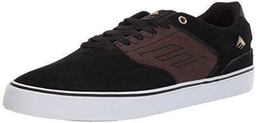 Emerica The Reynolds Low Vulc - Zapatillas Unisex para Adultos, Color Gris Oscuro y Negro