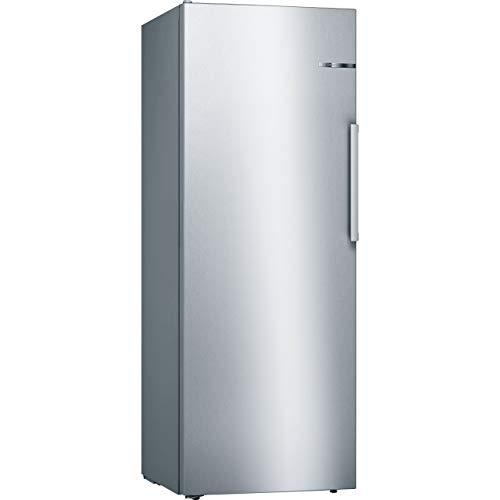 Bosch KSV29VLEP VitaFresh Serie 4 Freistehender Kühlschrank – 290 Liter – 161 x 60 cm – Edelstahl