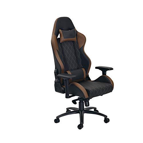 WNN-URG Silla de la computadora del Juego, ergonomico Oficina PC giratorios de sillas de Escritorio for el Jugador Adultos WNN-URG