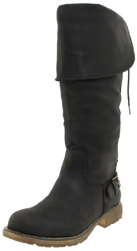 Dirty Laundry by Chinese Laundry Women's Rumplestilz Knee-High Boot,Black,9.5 M US