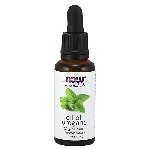 NOW FOODS Essential Oregano Oil 30ml - Olio di Origano puro al 100%