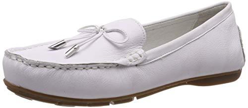 Gerry Weber Shoes Damen Fidschi 02 Mokassin, Weiß (Weiß 000), 39 EU