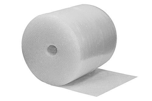 Papel de burbujas embalaje, Rollo plastico de burbujas para embalaje 30cm ancho /80 metros longitud