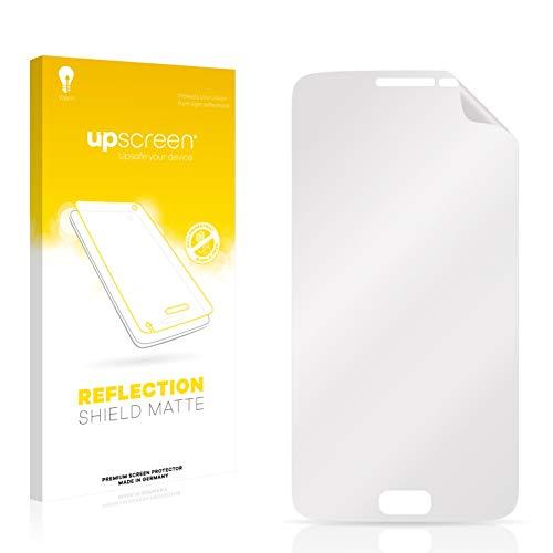 upscreen Entspiegelungs-Schutzfolie kompatibel mit Samsung Ativ S Neo – Anti-Reflex Bildschirmschutz-Folie Matt