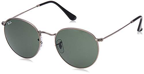 Ray-Ban Rb 3447 Gafas de sol, Matte Gunmetal, 50 para Hombre