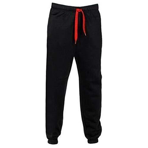 Pantalones de Hombre Lino Trousers Moda Color S/ólido Harem Men Pants Rectos Baggy Los Pantalones Deportivos Casual Sportwear Verano Sweatpant Yoga Pants MMUJERY