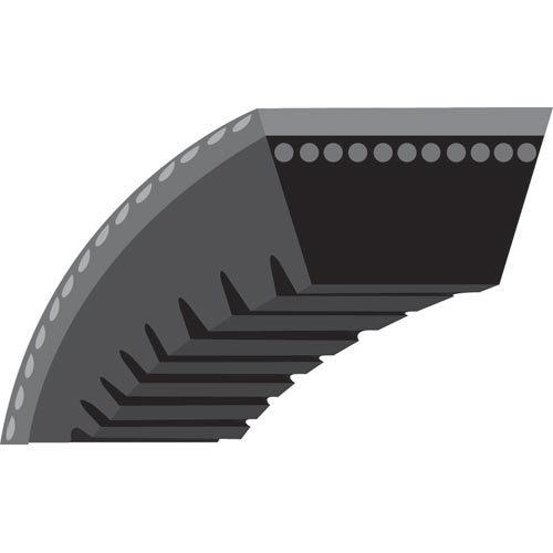 V-riem voor grasmaaier Ariens model 21 inch Walk behinds – (3/8 inch, L: 32 1/4 inch), origineel nummer: 72171