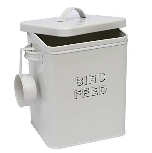Geyecete Vogelvoeder, Vogelvoer Pot Huisdier voedsel Opslag