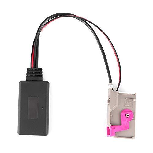 Audio del arnés de micrófono del módulo Bluetooth, Adaptador de Entrada de Audio 32PIN Adaptador de Entrada de Audio del módulo Bluetooth 5.0 para automóvil Auto