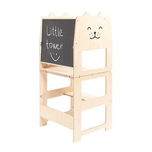 Torre Da Cucina Per Bambini Apprendimento Mobili In Piedi Da Forno A Forno Torre Di Apprendimento Sgabello For Bambini Toddler Torre For Bambini Sgabello For Bambini Sgabello Da Cucina Adatto Per Le A