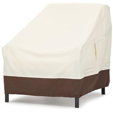Amazon Basics Lounge Deep-Seat Outdoor Patio Furniture Cover, Set of 2