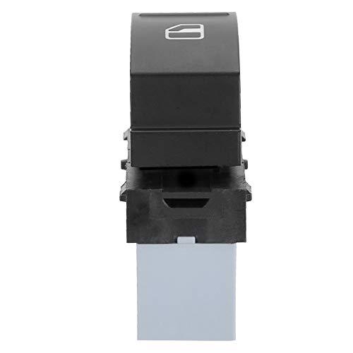 Akozon Interruptor de la ventana eléctrica Interruptor de elevación de vidrio principal para Fabia Octavia Roomster Superb