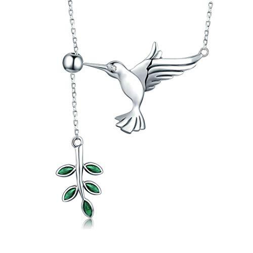 N/A. Gargantilla de plata de ley 925 con colgante para mujer, joyería meticulosa, regalos de cumpleaños, manualidades, accesorios