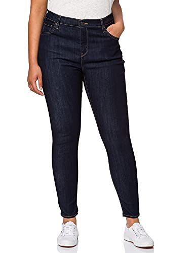 Levi's Plus Size 721 Pl Hi Rise Skinny Jeans, To The Nine, 14 L para Mujer