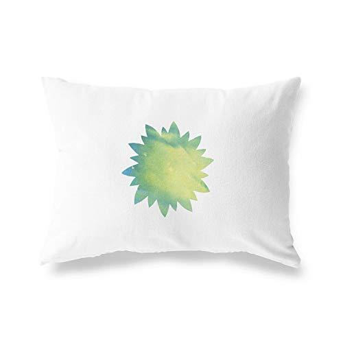 BonaMaison - Federa decorativa per cuscino, morbida, confortevole, per casa, auto, ufficio, divano, soggiorno, camera da letto, decorazione, 35 x 50 cm, progettata e prodotta in Turchia.