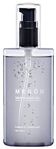 MENON ヘアオイル 洗い流さない 100mL 約2カ月分 [ くせ毛 寝癖 ねぐせ直しウォーター 人気 の トリートメント メノン ]