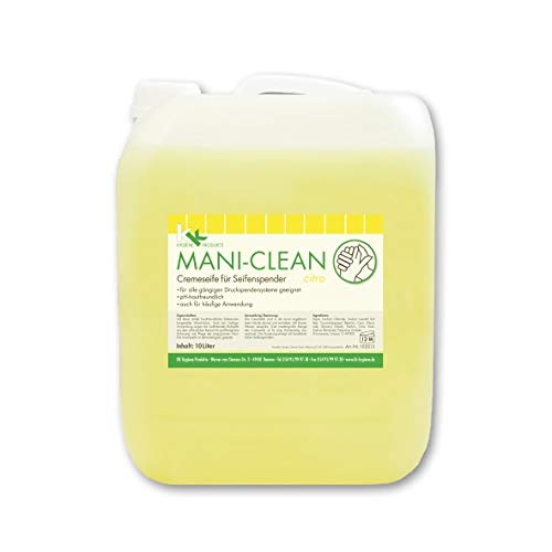 KK Mani-Clean Citro   Cremeseife   Seife   Handwaschseife   10 Liter Kanister