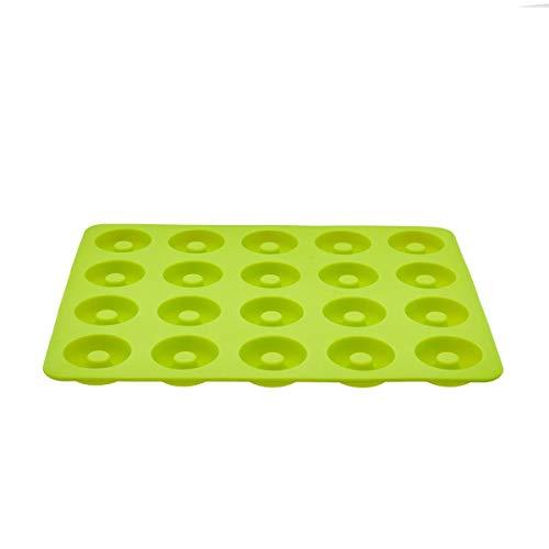 9-Fach Mlying 2 St/ück Browine Backform 12-Fach Rechteckige Silikon-Kuchenform mit 1 freiem Spatel