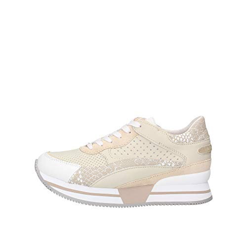 Apepazza SORSD02/LEA Sneaker für Damen, - Multibeige - Größe: 41 EU Larga