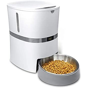 Cheap Pet Products Honeyguaridan Automatic Pet Feeder