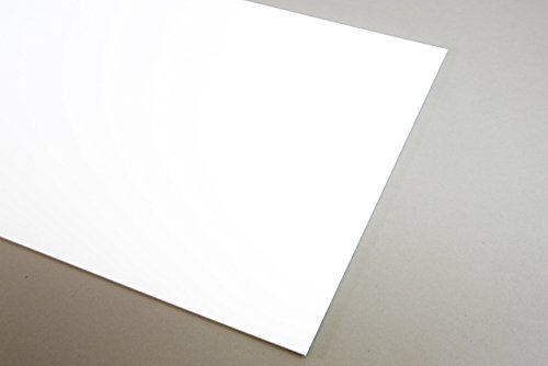 Graupner 736.0.5 - ABS-Platte, weiß 0.5 mm