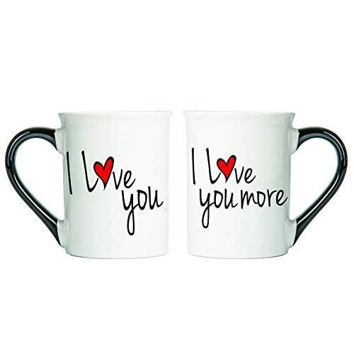 5850f88b7c9 Love Coffee Cup: Amazon.com