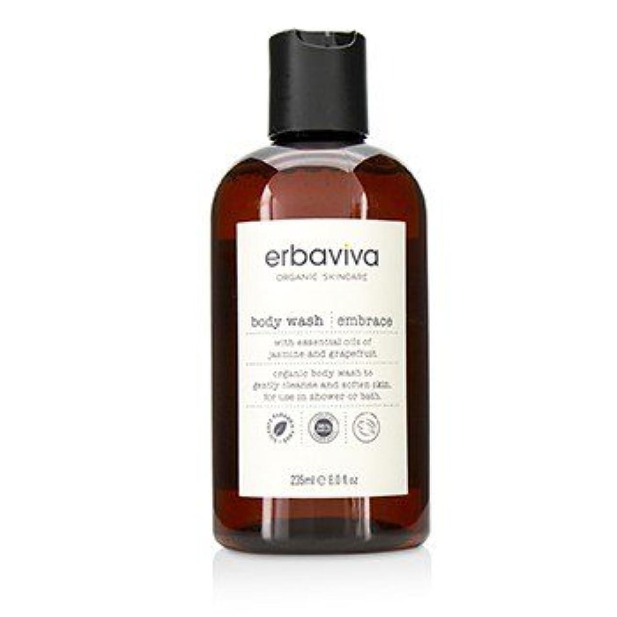 フォーマット満員傾向があるErbaviva Embrace Body Wash 235ml [並行輸入品]