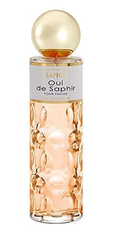 PARFUMS SAPHIR Oui - Eau de Parfum Verdampfer für Damen - 200 ml